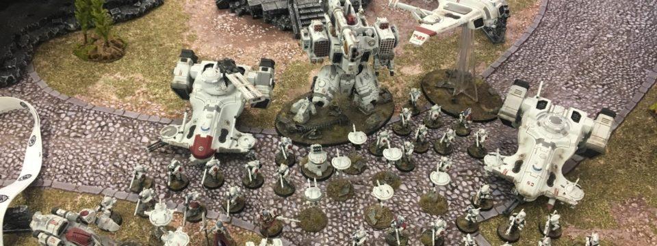 Warhammer GT Finals - by Lewis Elmes - Rapidfire Wargaming